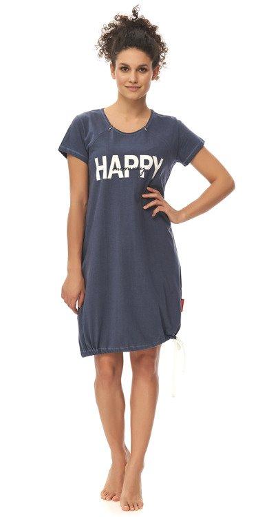 855c98c3e1c7f3 9504 Koszula Nocna do karmienia Doctor Nap - deep blue Kliknij, aby  powiększyć ...