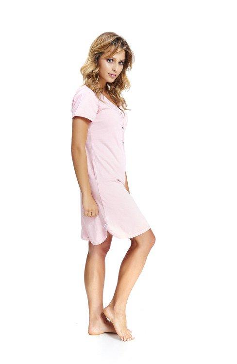 9505 Koszula Nocna do karmienia Doctor Nap sweet pink  9GJvJ