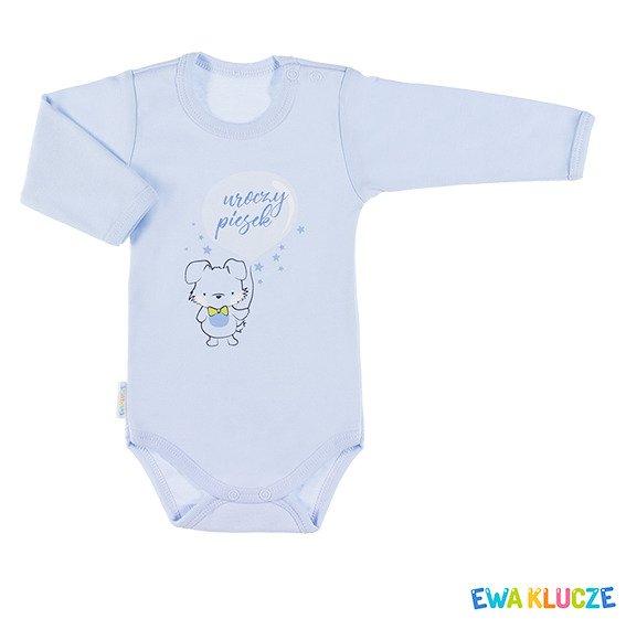 10b62a63ea697d Body niemowlęce długi rękaw